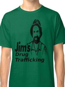 Jim's Drug Trafficking Classic T-Shirt
