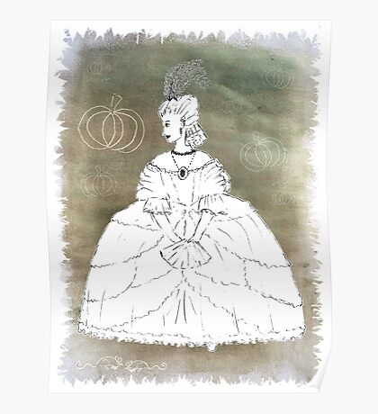 Cinders for the Wall Poster