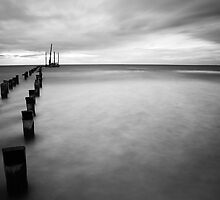 Circa 1857 - Frankston Pier by Tatiana R