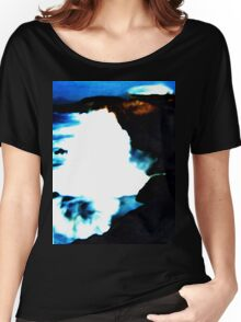 Rough Sea Women's Relaxed Fit T-Shirt