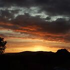 Sunset at Dunster by Darron Palmer