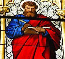 Mark the Evangelist by Rowan  Lewgalon