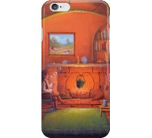 Bag End In a hole in the ground iPhone Case/Skin