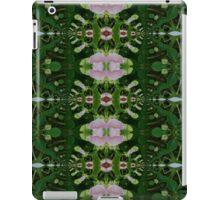 Green Grows My Garden iPad Case/Skin