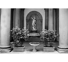 Italian Symmetry Photographic Print