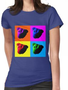 Pit Bulls Womens Fitted T-Shirt