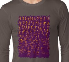 Matchstick Men  Long Sleeve T-Shirt