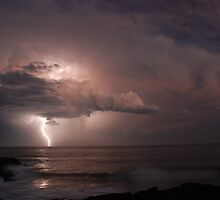 Evening storm 2 by MickDee