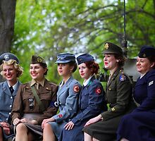 Women of World War 2 by Jimmy Ostgard