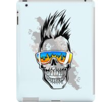 Summer Skull iPad Case/Skin