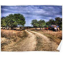 Country Road     ( BoneYard Series ) Poster