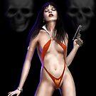 Vampirella by dashinvaine