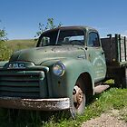 GMC Truck by Marlene Hielema