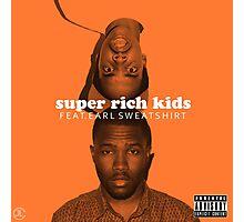 Super Rich Kids Photographic Print