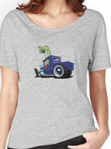 Hot Rod Truck Women's Relaxed Fit T-Shirt