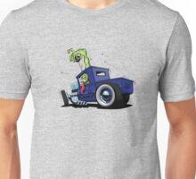 Hot Rod Truck Unisex T-Shirt