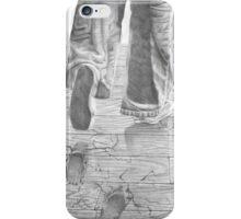 Heavy Steps iPhone Case/Skin