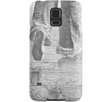 Heavy Steps Samsung Galaxy Case/Skin