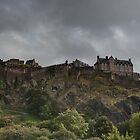 Edinburgh Castle by Graham Ettridge