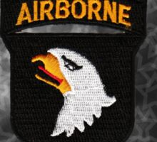 101st Airborne Division - Rendezvous with Destiny Sticker