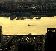 The Sun Sets On The Big Apple ~ Part One by artisandelimage