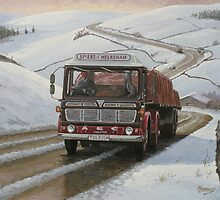 AEC Mandantor on Shap by Mike Jeffries