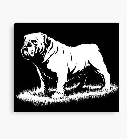 Mascot Canvas Print