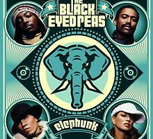 Black Eyed Peas Elephunk by benmarlow97