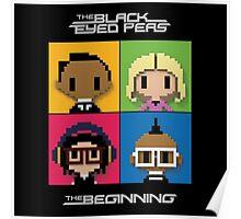 Black Eyed Peas The Beginning Poster