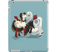 My little Vampires: Drusilla and Spike iPad Case/Skin