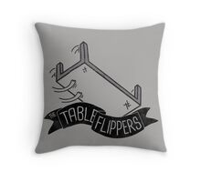 Oh, They Mad Alright! Throw Pillow