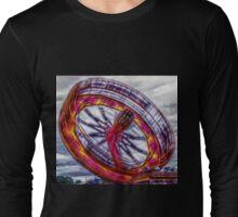 Wheel Of Doom Long Sleeve T-Shirt