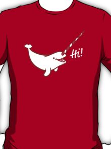 Friendly Narwhal T-Shirt