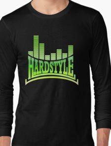 Hardstyle T-Shirt - Green Long Sleeve T-Shirt