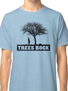 Trees rock Classic T-Shirt