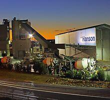Hanson Concrete Plant - East Perth  by EOS20