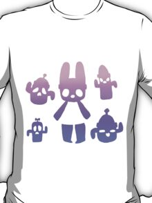 animal crossing coco with gyroids T-Shirt