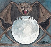 Lunar Chimera by MicheleMarie