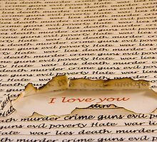 Love Burns Through by riotphoto
