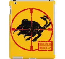 Target: Womp Rat iPad Case/Skin