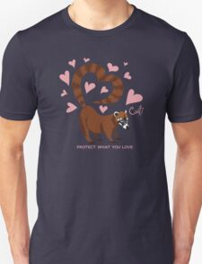 Love Coati - Protect What You Love T-Shirt
