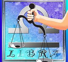 Libra by Daniel Loveday