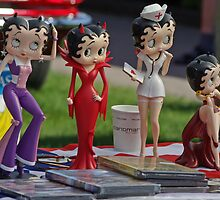 Betty Boop by Paola Svensson