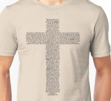 ISAIAH 53 whole chapter Unisex T-Shirt