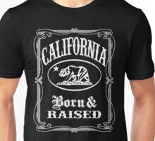 California Born and Raised Unisex T-Shirt
