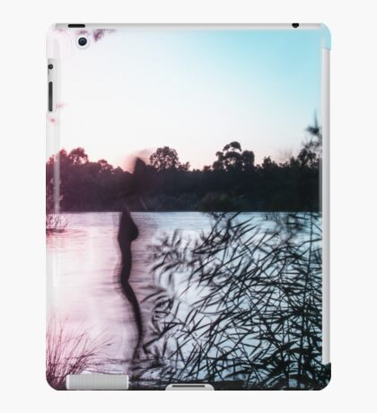 from light to the dark iPad Case/Skin