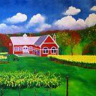 Philip Carter Winery by ArtandVino