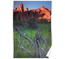 Smith Rock II Poster