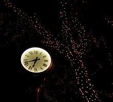 Christmas Clock by tstreet