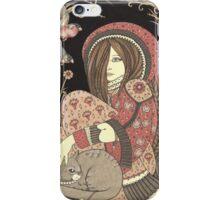 Flora's Garden iPhone Case/Skin